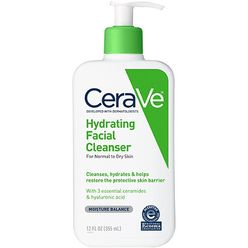 Hydrating Facial Cleanser For Normal To Dry Skin