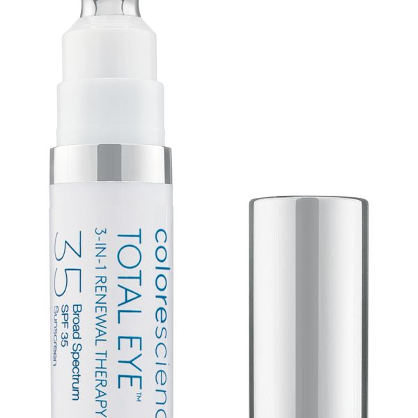 Total Eye 3-in-1 Renewal Therapy SPF 35, colorescience, cherie
