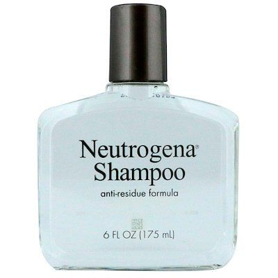 The Anti-Residue Shampoo, All Hair Types, 6 fl oz (175 ml)
