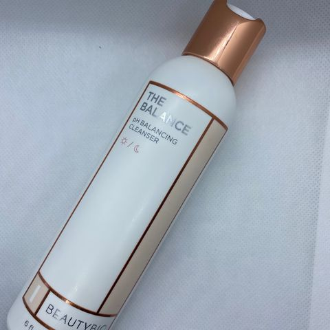 My fave morning cleanser!