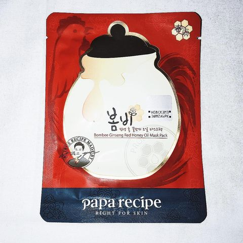 Papa Recipe Bombee Ginseng Red