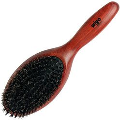 Cushion 100% Boar Bristle Brush