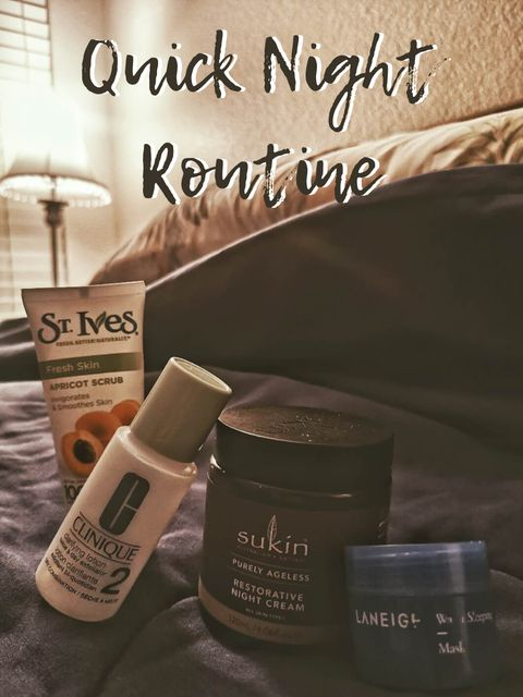 Effective Evening Skincare Routine for Busy/ Lazy Ladies
