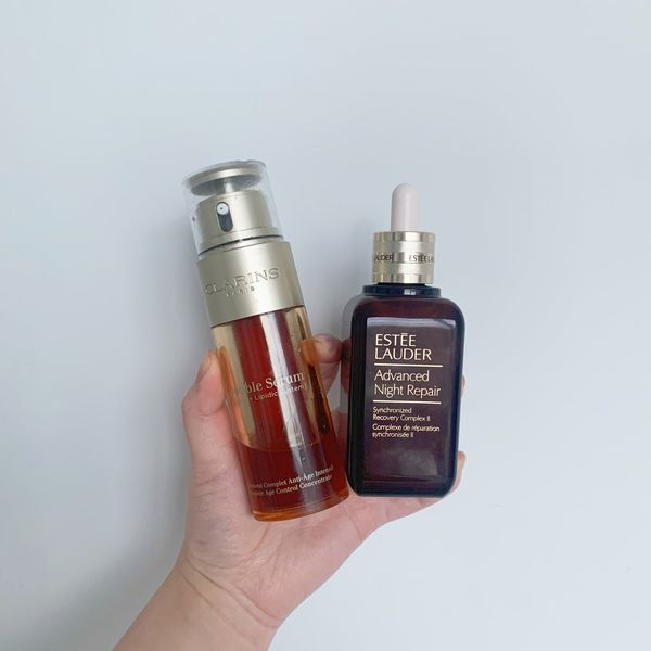 Why do I choose a new serum over an old one which I have used for almost 1 year? | Cherie