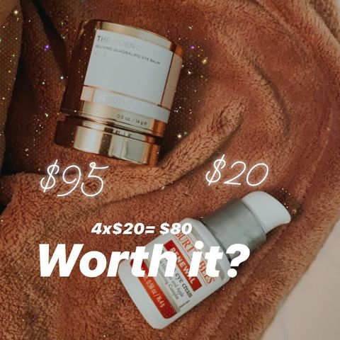WORTH IT | Beautybio vs burtsbees