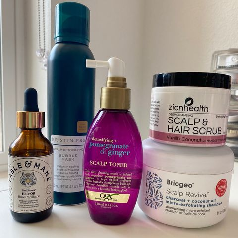 {Mini Reviews} My Scalp Care Collection