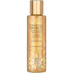 Crystal Bronze Shimmering Body Oil