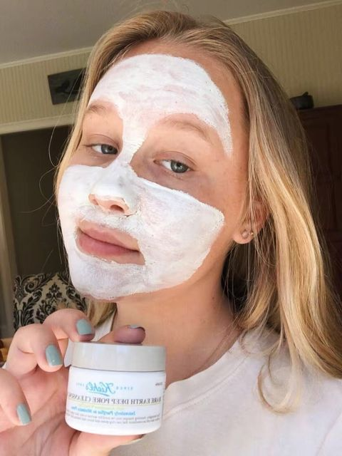 Kiehl's Rare Earth White Clay Masque ☁️