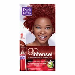 Go Intense Spicy Red Ultra Vibrant Color
