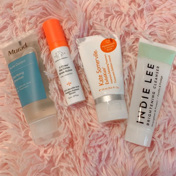 Products for acne prone skin! | Cherie