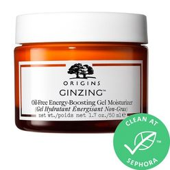 GinZing Oil- Free Energy Boosting Gel Moisturizer