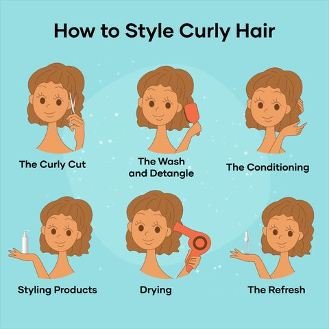 The Perfect Routine for the Curly Girl Who Has Tried Everything