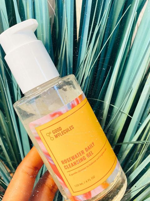 THE TRUTH... Good Molecules Rosewater Cleanser