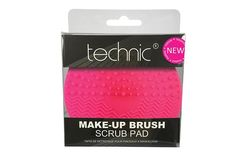 Makeup Brush Scrub Pad