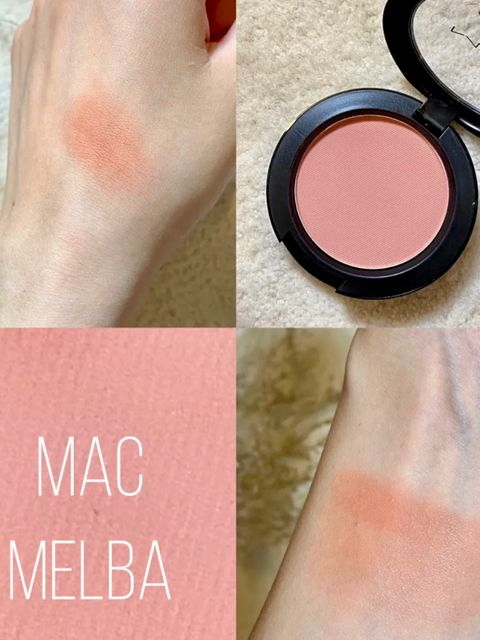 It is not only a blush, but also a bronzer