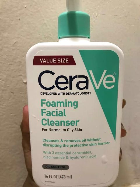 My current thoughts on Cerave foaming cleanser