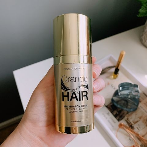 One of the products that has helped my hair💕