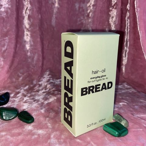 🍞First Impressions: BREAD™ Hair-Oil /type 3A-4C