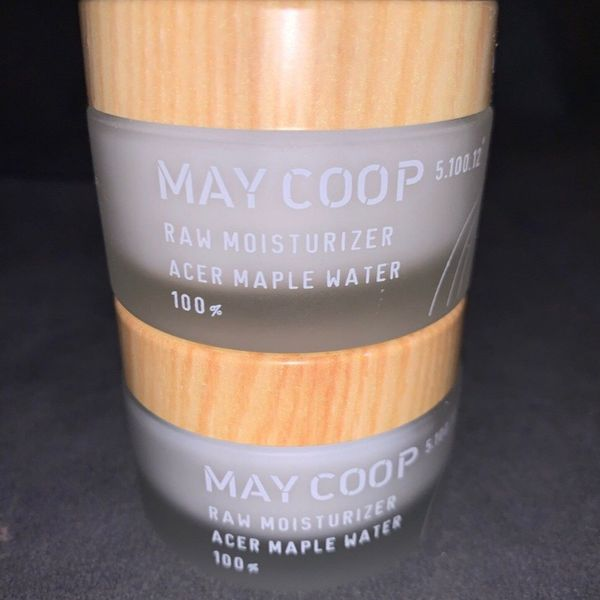 May Coop - Raw Moisturizer | Cherie