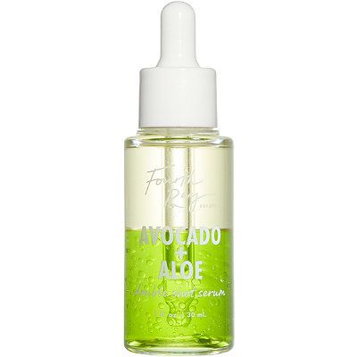 Avocado + Aloe Double Shot Face Serum
