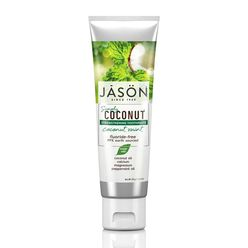 Coconut Mint Strengthening Tooth Paste