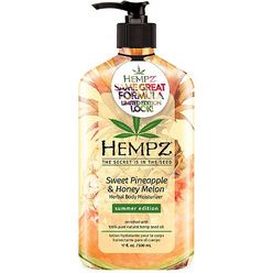 Limited Edition Sweet Pineapple & Honey Melon Herbal Body Moisturizer