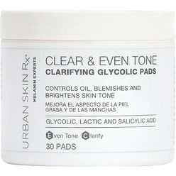 Clear & Even Tone Clarifying Glycolic Pads