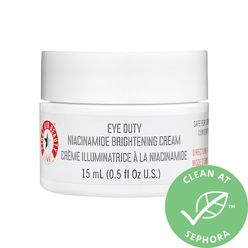 Eye Duty Niacinamide Brightening Eye Cream