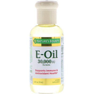 Vitamin E-Oil, 30,000 IU