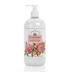 Rosewater Body Lotion
