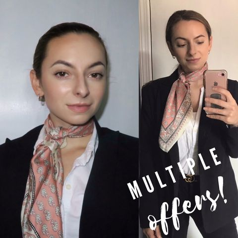 INTERVIEW MAKEUP + TIPS TO GETTING THE JOB💼✨
