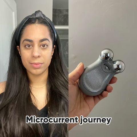 Come on my micro current journey!