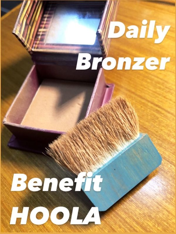 Bronzer or blush? I want both! | Cherie