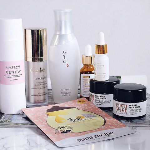 lilydemai Renew Cleanser: a br