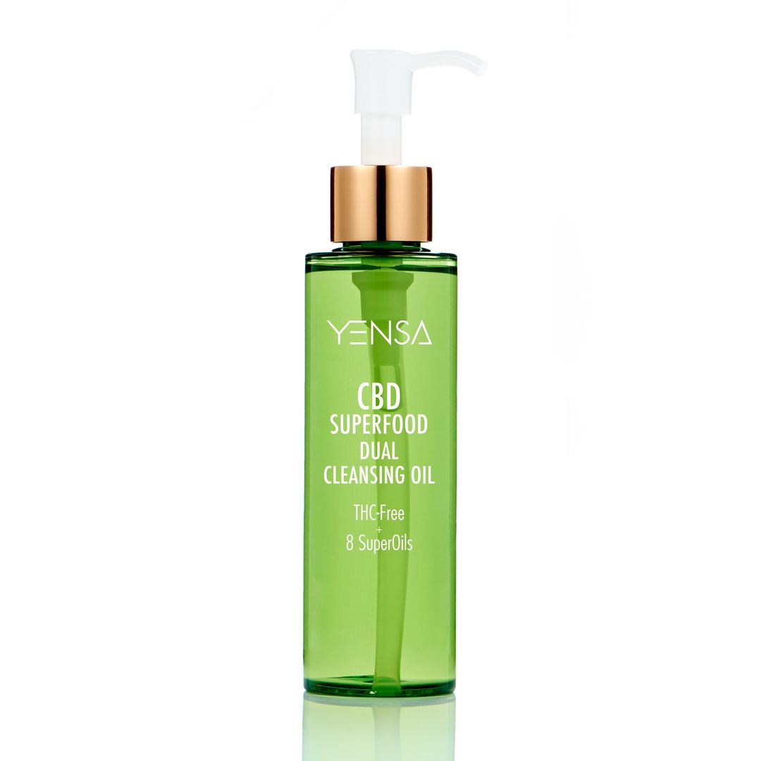 CBD Superfood Dual Cleansing Oil