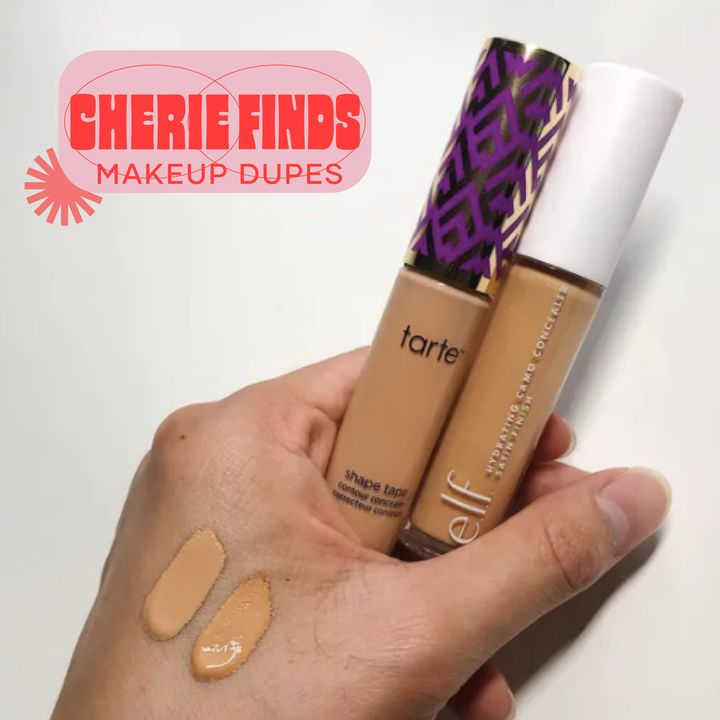 DUPE ALERT: Best Makeup Dupes on Cherie