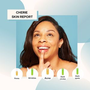 Try Cherie's Skin Report Now!