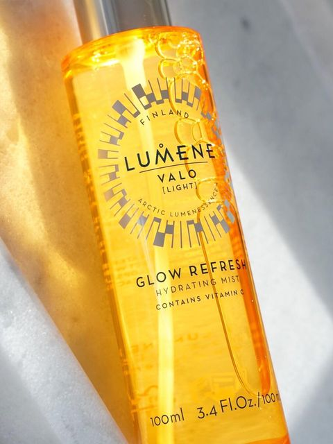 lumene is a new brand to me. T