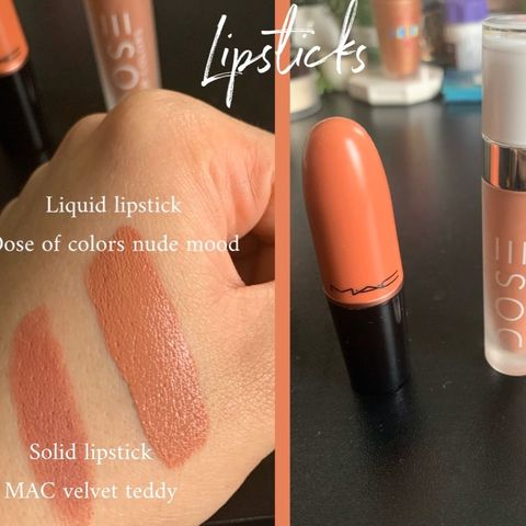 lipsticks 👄 💄 liquid or solid