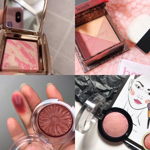 Best Warm Blushes for Fall 🍂