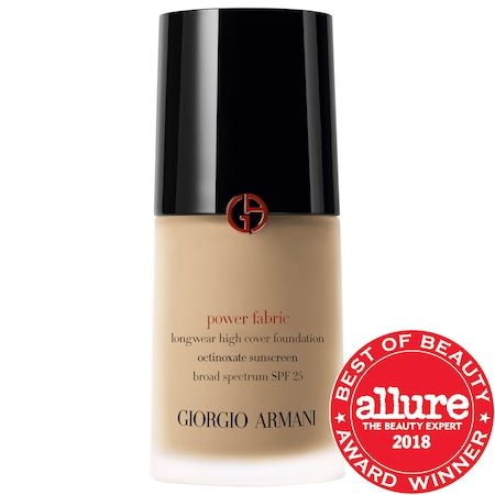 Power Fabric Longwear High Cover Foundation SPF 25, ARMANI beauty, cherie
