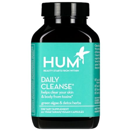 Daily Cleanse Clear Skin and Body Detox Supplement