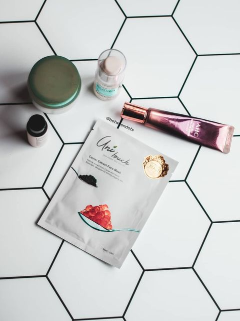 Caviar Extract Face Mask from