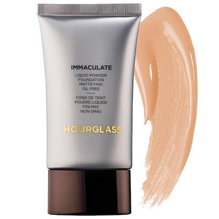 Immaculate Liquid Powder Foundation, HOURGLASS, cherie