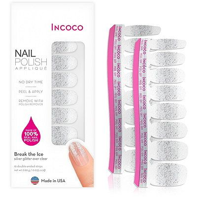 Incoco Nail Polish Appliqués Nail Art Designs