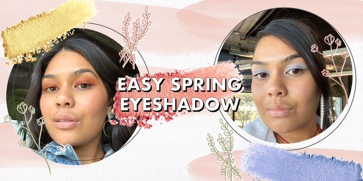 Easy Spring Shadows You Can Wear Everyday