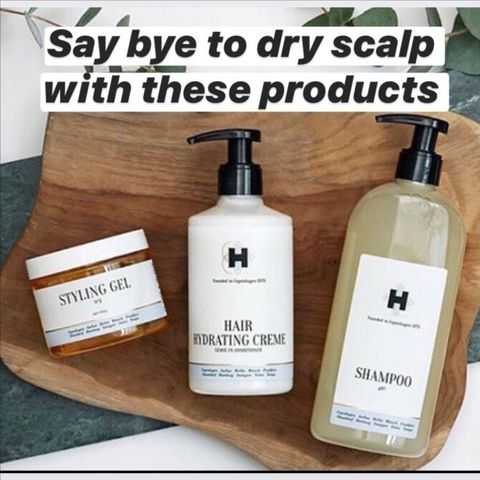 With These Brands & Products, No More Dry Scalps 👋