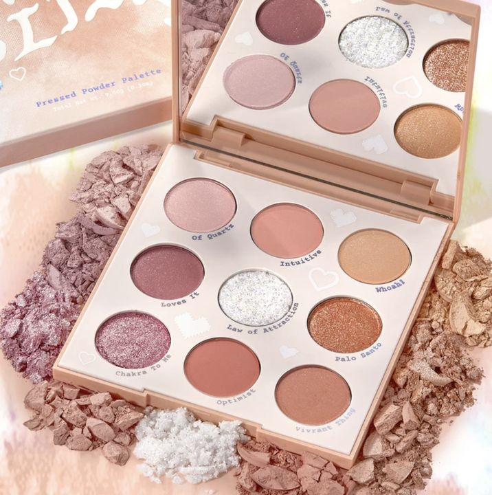 Miss Bliss Shadow Palette