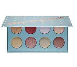 Semi precious eye shadow palette