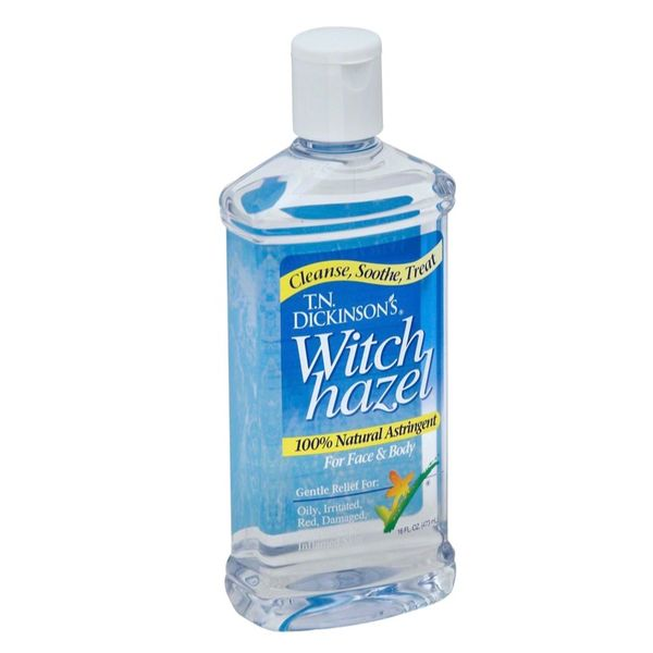 DICKINSON'S - Witch Hazel Liquid Love this toner doesn't strip your skin   Cherie